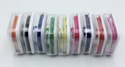 10 Color  Earbuds Earphone Headset With Mic For iPhone 4 5s
