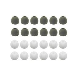 12 pairs silicone ear tips replacement ear tips for Anker ea