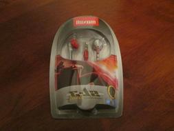 Maxell 190568 Snug Fit Stereo Sound Stylish Wired Lightweigh