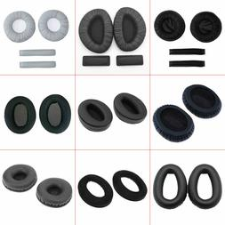 2 Replacement Headphone Sponge Ear Pad Cover Cushion for Sen