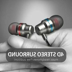 3.5mm HIFI Super Bass Headset In-Ear Earphone Stereo Earbuds