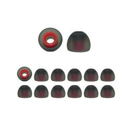 6 Pair silicone rubber earphone tips Plantronics replacement