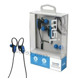 JAM Transit Evo Buds Wireless Bluetooth Earbuds, Sweat-Resis