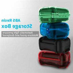 KZ ABS Resin Earphone Storage Box Case Mini Portable Waterpr