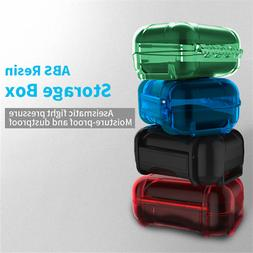 KZ ABS Resin Earphone Storage Box Color Mini Portable Shockp