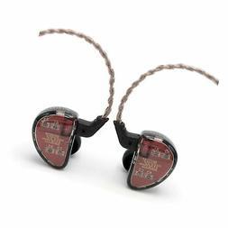 KZ AS10, LINSOUL 5BA HiFi Stereo in-Ear Earphone High Resolu
