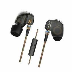 Kz ATE Copper Driver Ear Hook HiFi in Ear Earphone Sport Hea