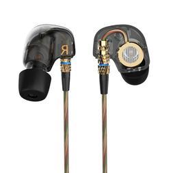 KZ ATE Hifi In-Ear Earphones Dynamic Sport uper Bass Noise I