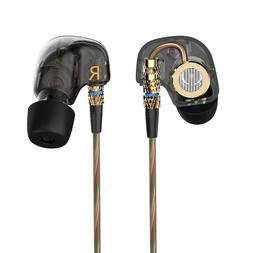 KZ ATE HIFI Headset Sport Headphone Copper Driver Stereo Bas
