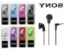 Audio Earbuds Earphones New Sony MDR-E9LP In-Ear Stereo Head