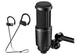 Audio Technica AT2020 Studio Recording Microphone-Cardioid C