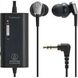 Audio-Technica ATH-ANC23 QuietPoint Active Noise-Cancelling