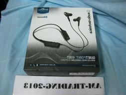 Audio-Technica ATH-ANC40BT QuietPoint Active Noise-Cancellin