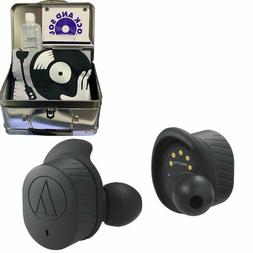 Audio-Technica Consumer ATH-SPORT7TW Headphones + Free Lunch
