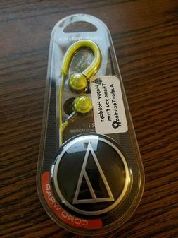 Audio-Technica COR150SP Sonic Sport In-Ear Headphones Earbud