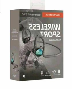 Plantronics BackBeat FIT 2100 Wireless Headphones, Sweatproo