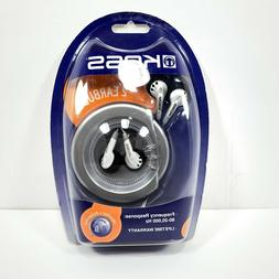 Koss BDZ1 Two-Pack Earbud Headphones with Case