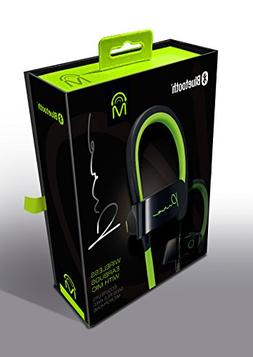 Pure Bluetooth Earbuds green/black