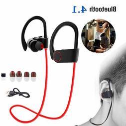 Hands-Free Headphones, Wireless Sport Running Workout Earbud