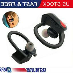 Bluetooth Headset With Noise Cancelling Mic Wireless Earbuds