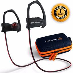 IMPERO Bluetooth Sport Earbuds Wireless Headphones for Runni