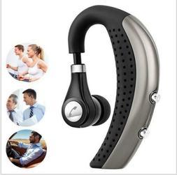 Bluetooth Wireless Handsfree Earbuds Mono Headset Earphone f