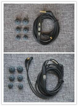 Shure Cable Cord for SE215 SE315 SE425 SE535  SE846 Headphon
