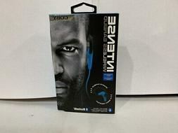 Coby CEBT-400-BLU Intense Bluetooth Earbud Headphones