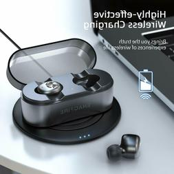 ENACFIRE E18 Pro Bluetooth 5.0 Wireless Earbuds with Chargin