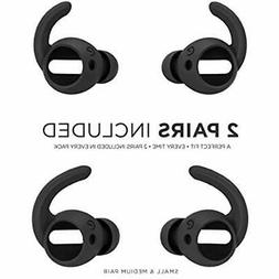 "EarBuddyz Ultra Hooks Covers Compatible Apple AirPods 1 "" 2"