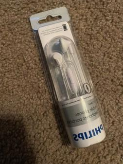 Philips Earbuds With Mic SHE2105WT Wired Lot Of 2