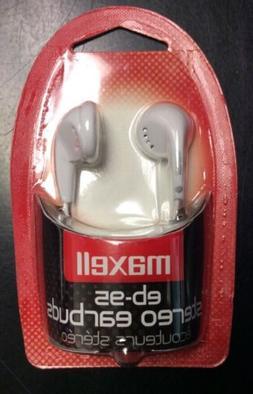 Maxell EB-95 White Earbuds 190599
