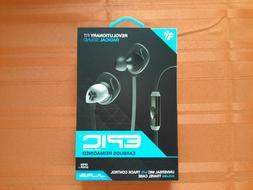 JLab EPIC Earbuds Black/Grey - Brand New & Sealed