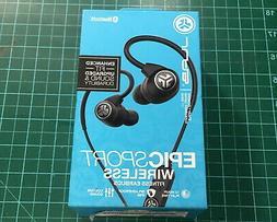 JLab Epic Sport Wireless Bluetooth In-Ear Headphones Earbuds