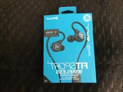 JLAB Fit Sport Wireless Earbuds