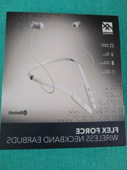 IFrogz - Flex Force Bluetooth Earbuds/White