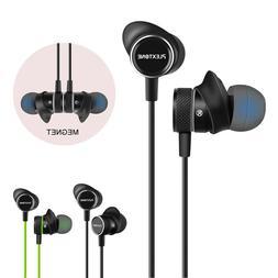 Gaming Headset Stereo Headphones Earbuds Earphones Mic For P