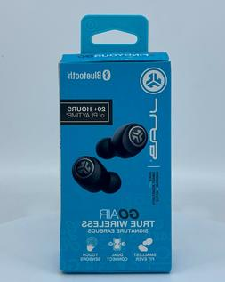 JLab Audio Go Air True Wireless In-Ear Earbuds Headphones Bl