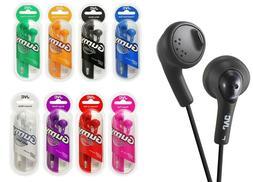 JVC Gumy HA-F160 In-Ear Earbuds Headphones Gummy Headset for