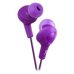 JVC HAFX5V Gumy Plus Inner Ear Headphones