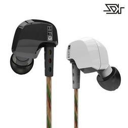 KZ HD9 Earphones HiFi Sport Earbuds Copper Driver 3D Heavy B