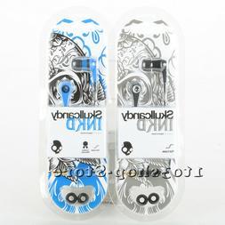 Skullcandy Headphones Ink'd 2nd Gen Inkd Supreme Sound In Ea