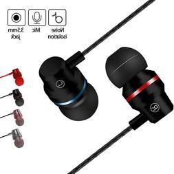 HIFI Super Bass Headset 3.5mm In-Ear Earphone Stereo Earbuds