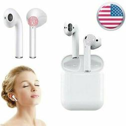 i12 TWS Wireless Bluetooth 5.0 For Apple Earpods iOS Earphon