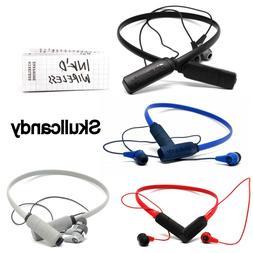 NEW Skullcandy INK'D Wireless Bluetooth Headphones with Mic
