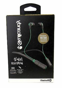 SkullCandy Inkd Noise Isolating  Wireless Earbuds w Mic, Gra