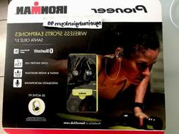 Pioneer IRONMAN Santa Cruz E7 Wireless Sports Earphones YELL