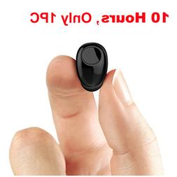 J18 Mini Bluetooth Wireless Headset 10 Hours Work Music Time