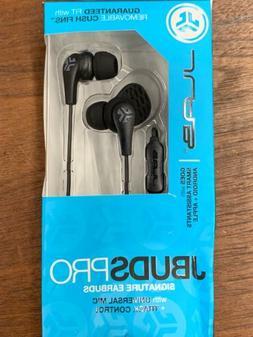 JLab Audio JBuds Pro Signature Earbuds | Titanium 10mm Drive
