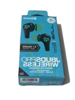 JLab JBuds Pro Bluetooth Signature Earbuds w/ Mic & Track Co